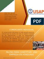 Presentacion Finanzas Comerciante Individual
