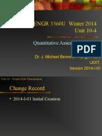 3360 UNIT 10.4 2014-I-01