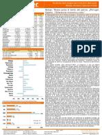 Informe Semanal Bankinter 26 Abril