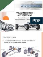 Transmisiones Automáticas