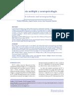 Esclerosis Multiple y Neuropsicologia