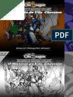 Mamorras Modulares - Old Dragon Vol 10- Vilarejo Chessen