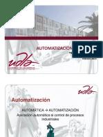 Introducción a La Automatización Industrial