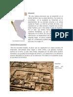 Cultura Chimú - Historia Del Arte