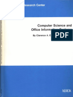 Computer Science and Office Information Systems