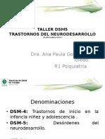 Diferencias Entre El DSM 4 Y EL DSM 5