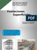 Fundaciones Superficiales