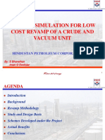 04_Low Cost in-house Revamp of a Crude and Vacuum Unit Using Aspen HYSYS_Iman-HPCL