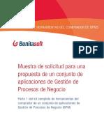 BPM Buyers Kit-SampleRFP ES