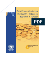 Trade Finance Infrastructure Development Handbook for Economies in Transition