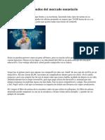 En las reservas y fondos del mercado monetario