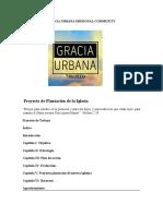 Proyecto de Plantacion de GU