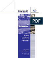 World Custom Journal Volume 1 Number 1