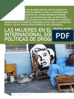 Mujeres y Politica de Droga America Latin Voces en El Fenix