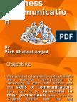 Business Communication - 01