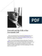 Foucault and the Folly of the Narcissistic Self