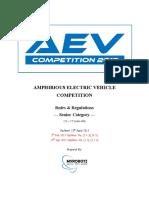 AEV2015 Senior Category [13Apr2015]
