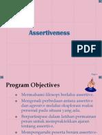 Assertiveness Indo (re-upload)