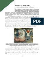 Jacques Chaplain, « Octave, côté jardin (suite) – Réflectivité  et monstruosités aux Jardins  de Bomarzo »