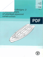 FAO-2 Fishing Boat Contstruction and Design