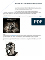 Create an Explosive Cover With Precise Photo Manipulation Techniques