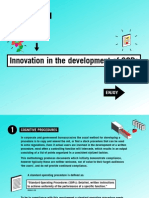 Innovation in the Development of SOPs