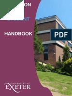 Student Handbook- Harrison