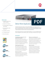 Big Ip Platforms Datasheet
