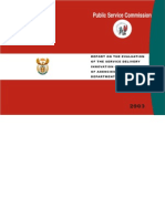 SA Public (dis)Service Commission