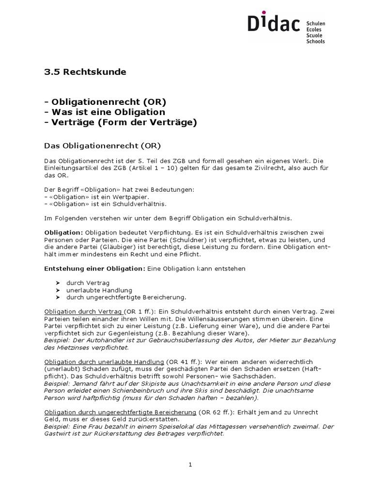 Didacta Rechtskundeorundverträgepdf