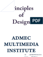 Importance of Principles of Design