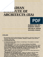 The Indian Institute of Architects (IIA) 2