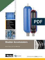 Bladder Accumulators