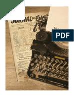 Jornal Do Fundão 70 Anos