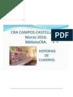 Historias Cuadros. BiblioteCRA 2016