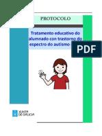 Protocolo Tratamento Educativo Do Alumnado Con TEA