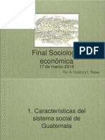 Sociología económica
