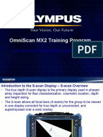 MX2 Training Program 06 Intro to Sector Scan Display