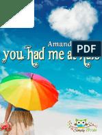 You Had Me at Halo - Amanda Ashby