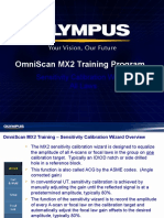 MX2 Training Program 10A Sensitivity Cal Wizard All Laws
