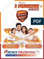 ICICI Pru IProtect Smart Leaflet