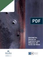 MAQUINAS, Manual de Ergonomia Para El Sector Del Metal