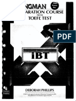 Toefl Longman Paper Test For Toefl Test Pdf