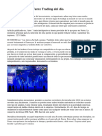 Mejores libros de Forex Trading del d