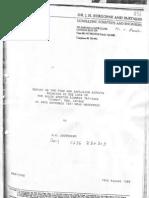 Burgoyne Report