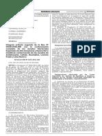 Integran artículo segundo de la Res. N° 0040-2016-JNE con la conformación completa de los Jurados Electorales Especiales de Alto Amazonas y Huarochirí y modifican conformación de los Jurados de Andahuaylas, Cañete, Huamalíes, Leoncio Prado y Lima Norte 2