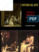 11.5.3 Arte Barroco. España, pintura