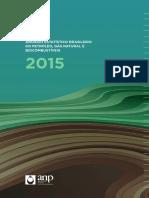 Anuário 2015 ANP