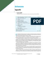 Plans D_expériences - Méthode de Taguchi