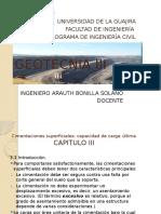Geotecnia III Capitulo 3